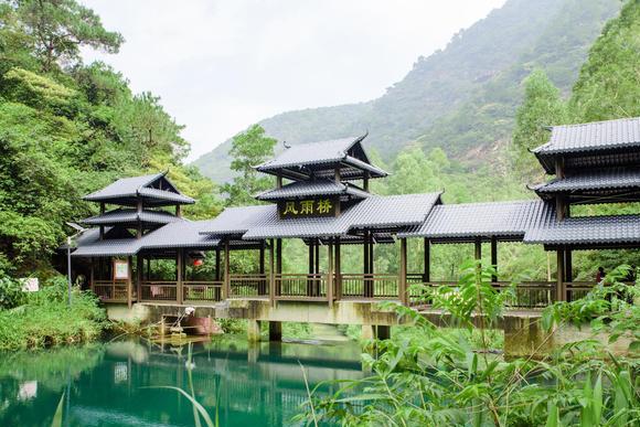 广东肇庆版的小九寨沟,较为小众,还是天然氧吧及绝佳的避暑胜地