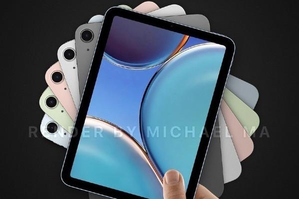 华为平板缺货,iPadmini6换装全面屏准备涨价?