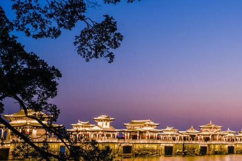 """中国四大古桥之一,韩愈曾在此为官,""""亮灯工程""""设计师来头不小"""