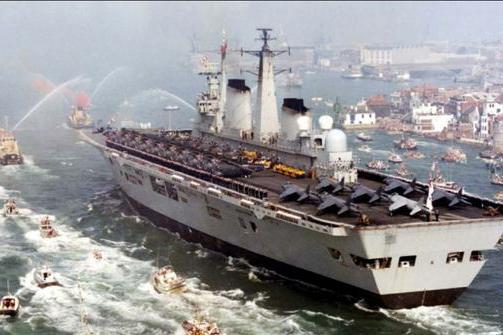 """未来海上作战的潮流?详谈曾经红极一时的""""轻型航母"""""""