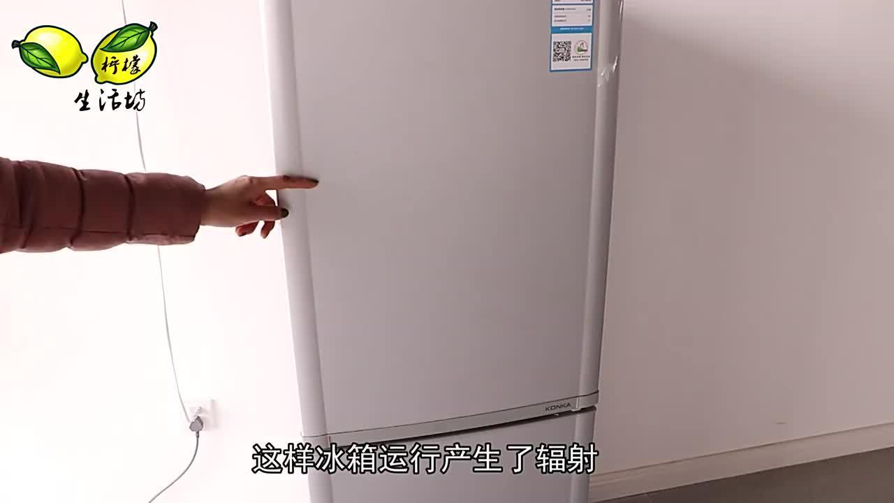 你家冰箱放厨房还是客厅?好多家庭没做对,别说没提醒你,需重视