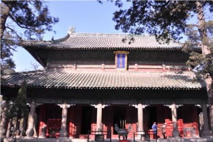 山东亚圣庙这片古建筑群,没有孔庙那般喧嚣,宁静平和却书香四溢