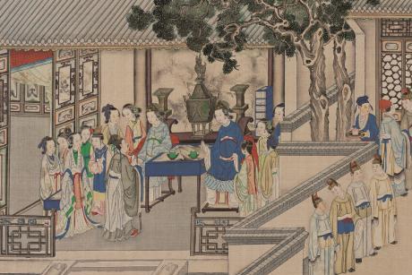 红楼梦:王子腾的女儿嫁了,对象不是四大家族