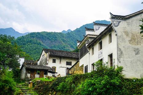 皖南众多古村落当中,它是最不起眼的一个,却也是最原生态的一个