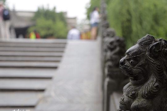 安徽典型的江南水乡古镇,不仅是兵家必争之地,还是商家云集之地