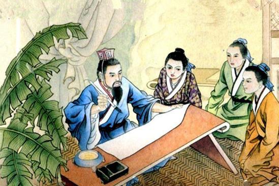 陶渊明的名句,王羲之的名句,陈寿的名句,全是经典,值得收藏