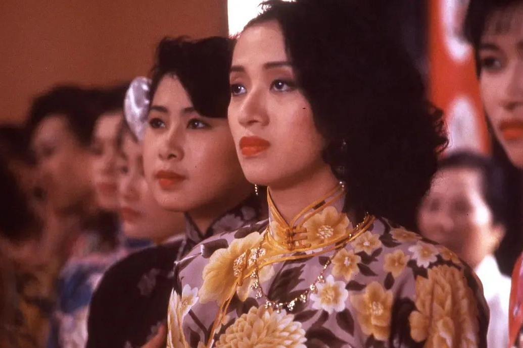 """你知道吗?为了请张国荣拍戏,24岁梅艳芳和公司做了个""""交易"""""""