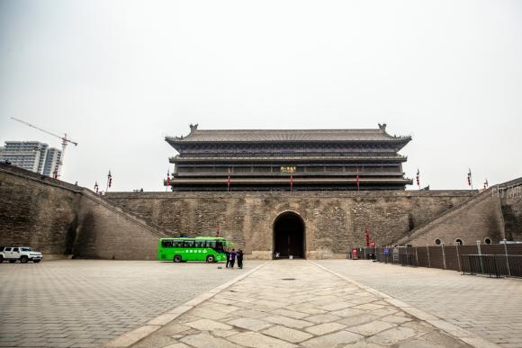 中国第二大城垣:却成外国游客最爱,曾让美国总统自愿耽误行程
