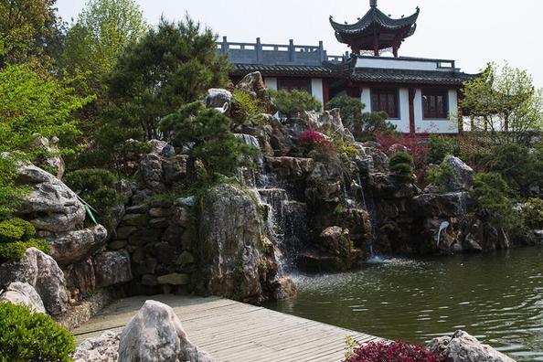 东方园林之母,中国最大的私家花园和盆景观赏地,不在苏州在安徽