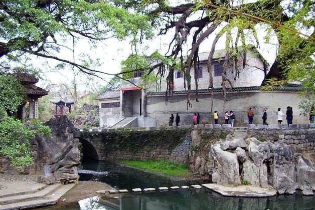 广西贺州的黄姚古镇,与其他地方就是不一样