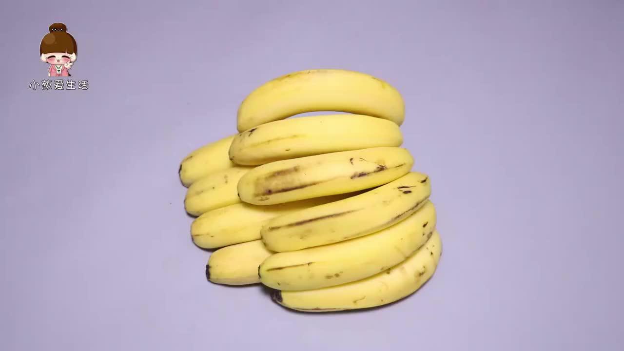 吃不完的香蕉不要放冰箱,果农教我诀窍,放30照样新鲜