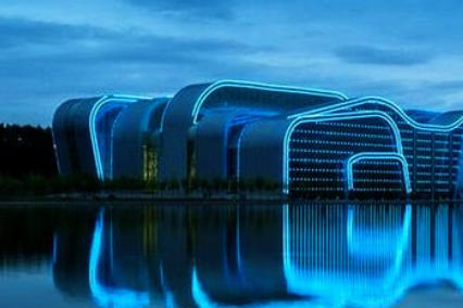 宁夏第二大城市,比3个石嘴山还大,相当于1.8个银川,已闻名全球