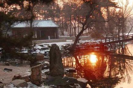 """中国最""""迷你""""的河流,只有短短90米地图寻不见,名字却起的大气"""
