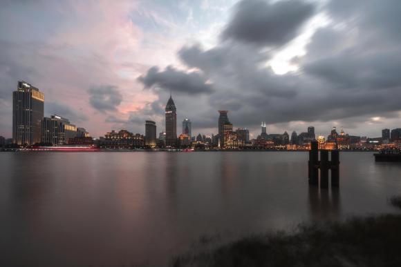 谁说上海只有东方明珠三件套?这座城市到处都是美景