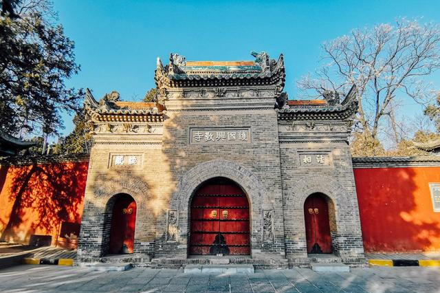 西安城南这座寺庙埋葬了玄奘法师,入选世界遗产,可免费参观