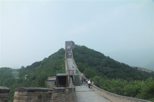 """北京的必到之处,热度仅次于天安门广场,被称为""""天下九塞""""之一"""