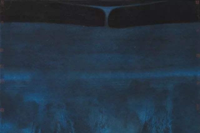 他的画作穷极真机,包罗万象,杨振宁看后大呼:他参透了宇宙奥妙