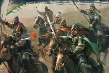 同样是曹操兄弟,历史上夏侯渊真的要比夏侯惇混得差吗?