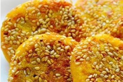 南瓜饼应该这样做,软糯香甜,好看又好吃,做法简单,零难度!