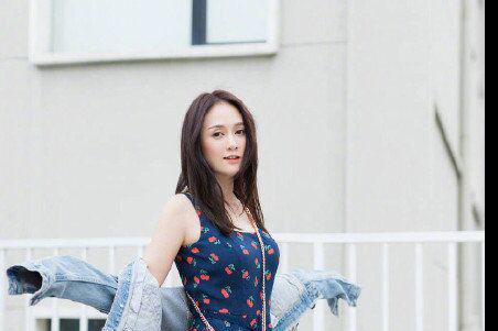陈乔恩的少女装,太好看了,在最美的年龄里活出了最美的自己