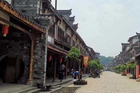 """四川最""""落魄""""的古镇,曾是抵御外敌的重要关隘,如今却无人问津"""