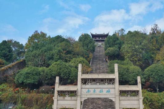 """江南的八达岭,被誉为北方明长城的""""蓝本"""",还能防洪和御敌"""