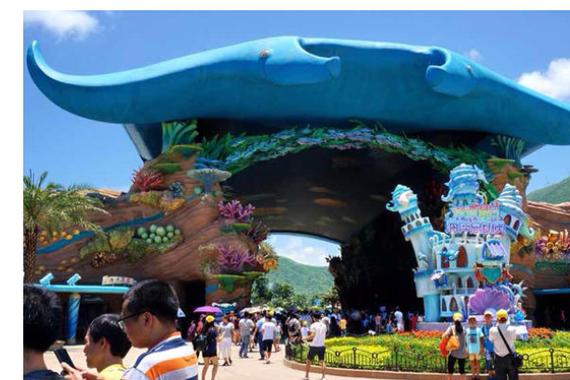 """全国""""最有名""""几座游乐园,除了迪士尼其实还有他们,也值得一游"""