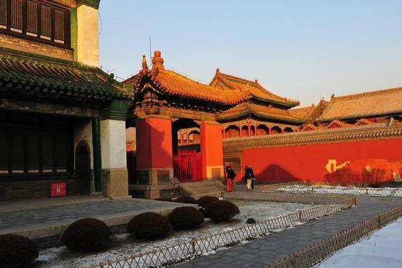 """沈阳故宫看古代人取暖:原来距今400年前,皇室就用""""地暖""""了!"""