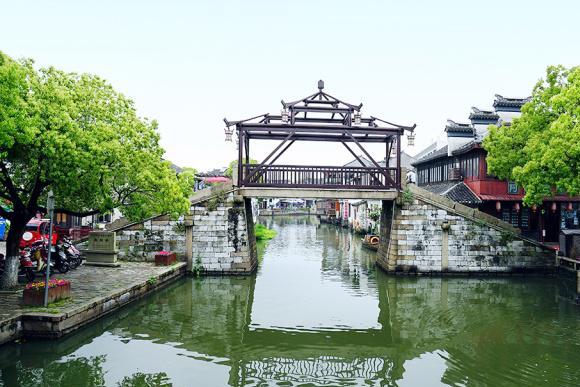 """江苏唯一拥有世界遗产的古镇 美景不输乌镇 被誉""""东方威尼斯""""!"""