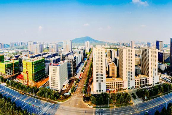 """曾经是中国最没存在感的省会 如今被誉""""霸都"""" 有望成为新一线!"""