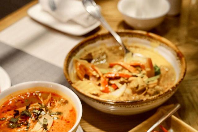 我在三亚吃了一次泰国菜,意想不到的好吃,值得推荐