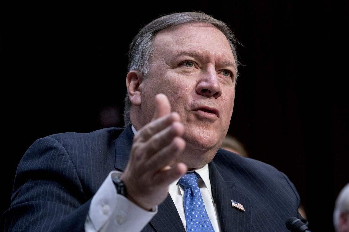 """美国国务卿又提""""武汉病毒"""",指责中国该为疫情负责,荒唐至极"""