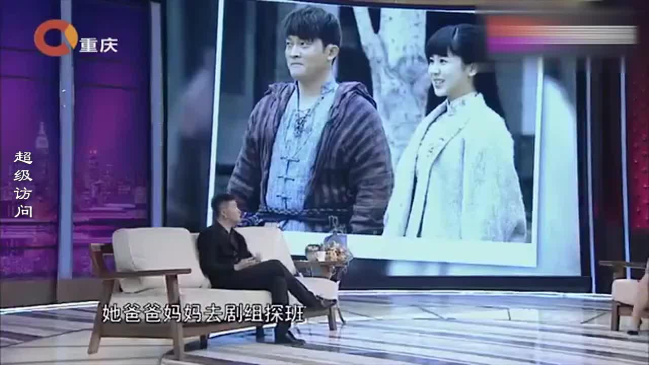 杨志刚聊女搭档合集,直言跟杨紫演情侣很忐忑:她爸没大我几岁!