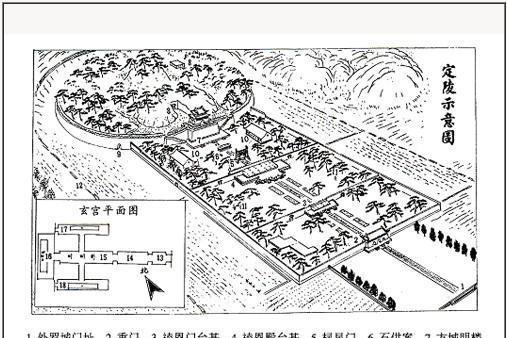 郭沫若主持发掘的定陵如今是个什么样?明十三陵中最倒霉的皇陵
