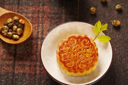不用面粉,教你在家做出好吃的月饼,中秋节就不用再去买月饼了