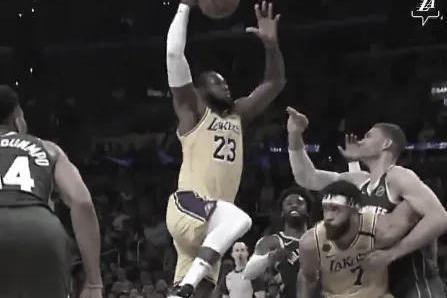 NBA停赛近一个月,詹姆斯社媒喊话湖人队员,他是不是等不起了?