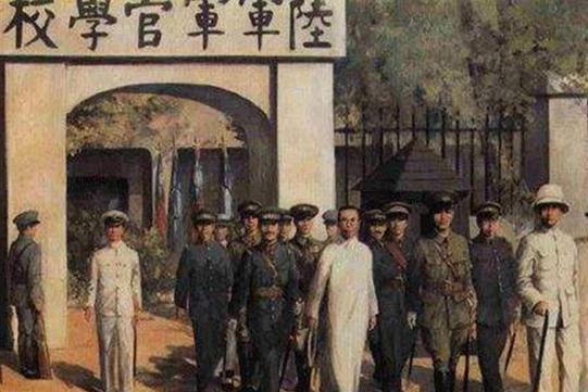 蒋介石要指定小组长,此学生不同意,事后被蒋介石先开除后暗杀