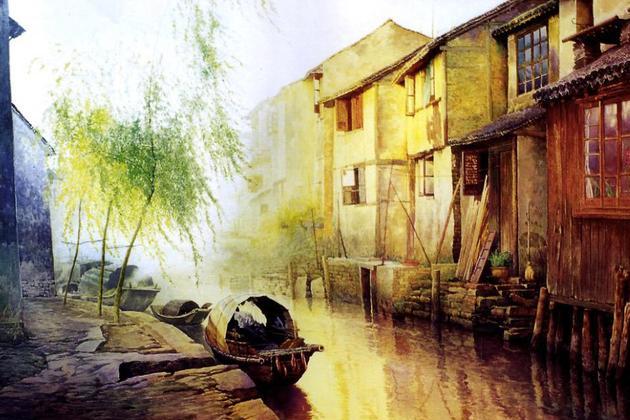 范成大隐居苏州写下一首词,仅开篇的田园风光,便令人神往
