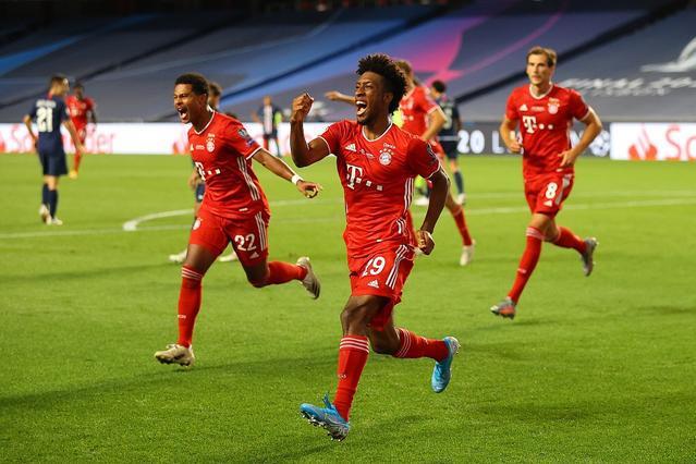 欧冠终极之战落幕 拜仁1-0战胜巴黎 第二次成就三冠王伟业