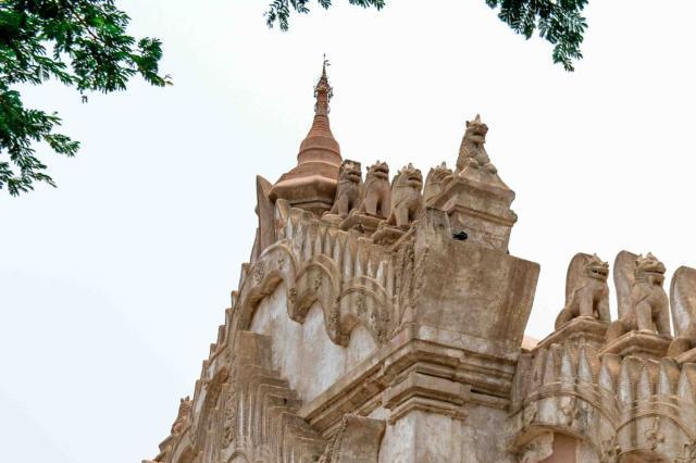 缅甸最优雅美丽的寺庙之一,拍照超有ins风,赶紧去佛系旅行吧!