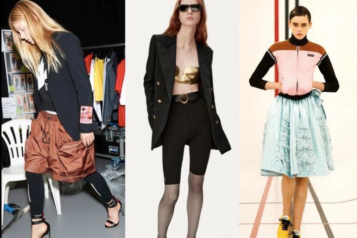 春夏穿衣趋势:正装混运动装,像LISA那样的美少女奢华运动风