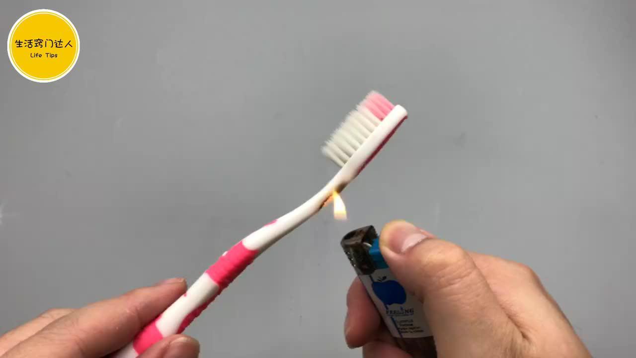 你家有废旧牙刷吗?这个用途太棒了,我也今天才知道,涨知识了
