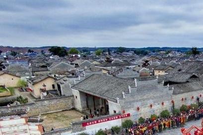 中国传统村落最多古镇,红色古色绿色旅游资源,丰富的革命圣地