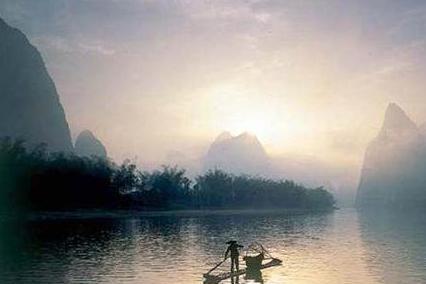 广西最知名城市,曾为省会却经济欠佳,如今靠旅游闻名世界