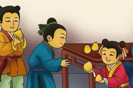 """孔子的二十世孙,4岁让梨,长大后曹操认为他""""不孝"""",将其处死"""