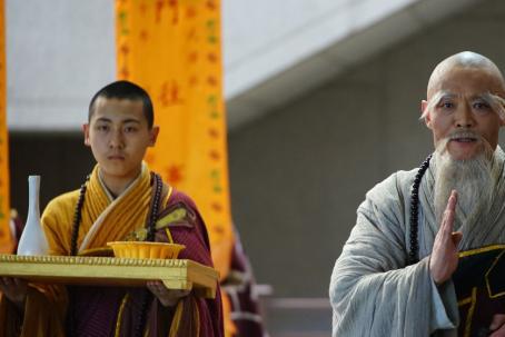 陕西寺庙倒塌,专家发现千年地宫,出土全球唯一一枚佛祖真身舍利