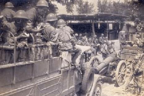 解放战争:华野怎样一战缴获17辆坦克,组建起自己的特种兵纵队?