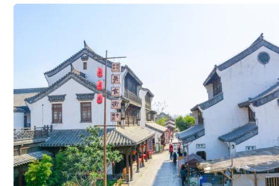 """中国""""最美""""古城,花费近百亿重建,被誉为""""天下第一庄"""""""