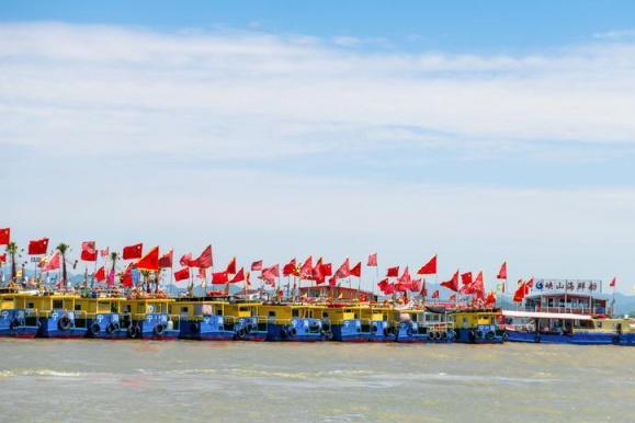 来宁海旅行必去的景点之一,风景超原始,知道的人却不多!