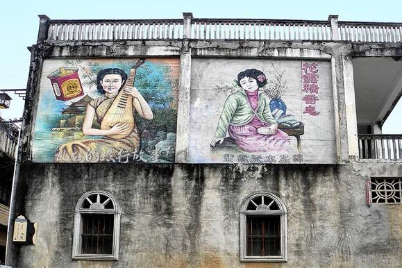 """广东这座古镇 风光堪比周庄 居民姓氏超120个被誉""""华侨之乡""""!"""